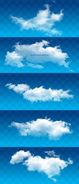 blue sky with white clouds layered high definition picture