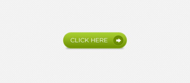 green download button with click here sign