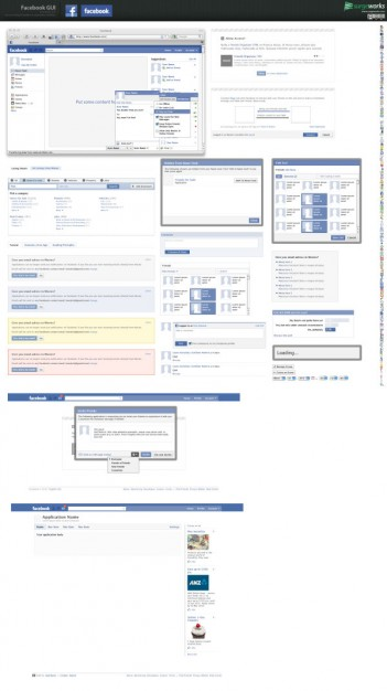 non original absolute professional facebook gui layered material