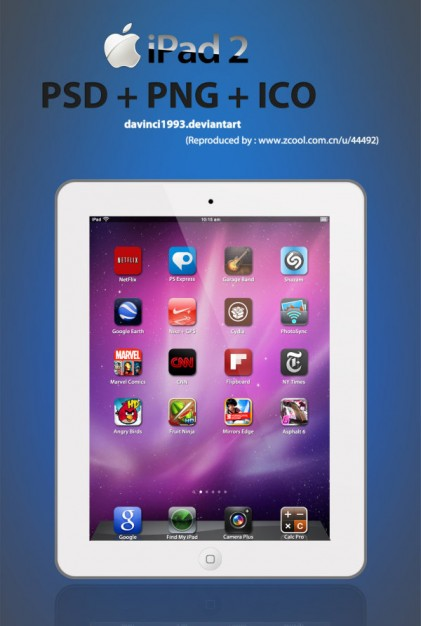 reserved original ipad white the png ico hyperfine psd material