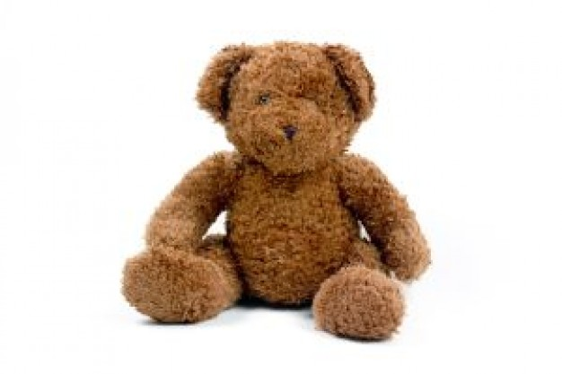 Teddy bear front view about Recreation Toys Collecting Stuffed Animals