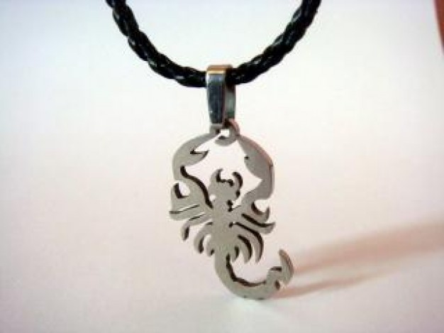 Necklace scorpion Jewelry chain about Shopping Jewellery