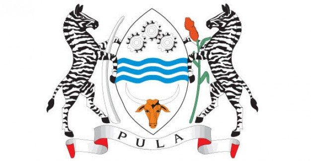 Coat of Arms Heraldic Shield with zebra pair Vector Illustration