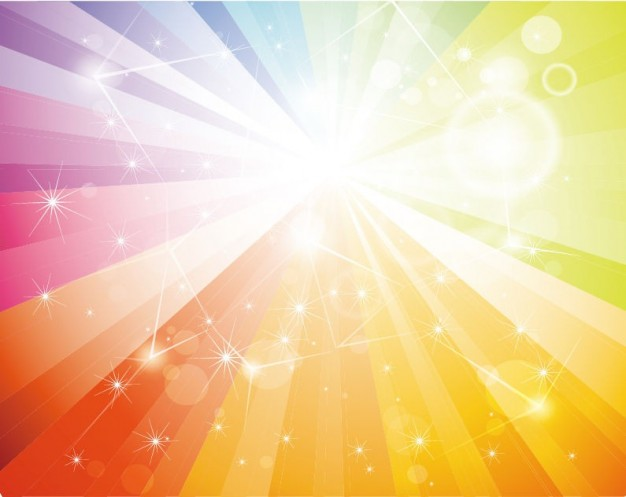 Adobe Illustrator rainbow Graphics galaxy background about Vector Based Illustrator