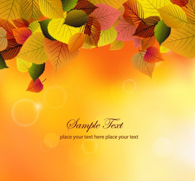 Collage autumn Graphics background with leaves illustration about Adobe Photoshop art