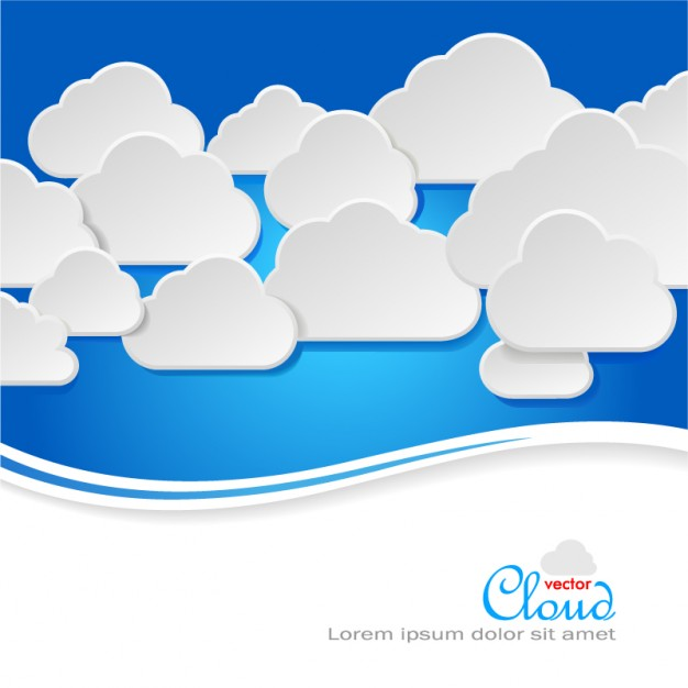 Sticker fresh Label label sticker material clouds background set about Los Angeles Tyvek