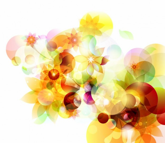 New Year abstract Leaf autumn sunshine over flowers background about Travel Recreation