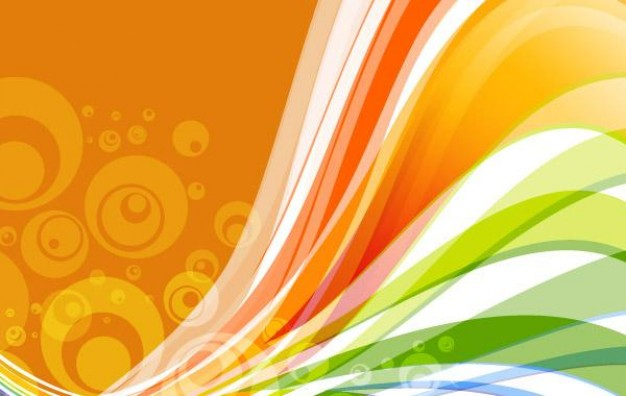 abstract Color Graphics wave background about Hawaii Shopping