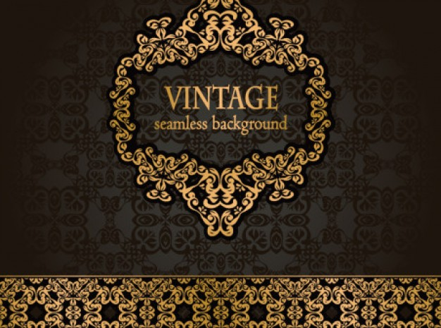 elegant classic Antiques and Collectibles vintage pattern antique art background set about Antique C