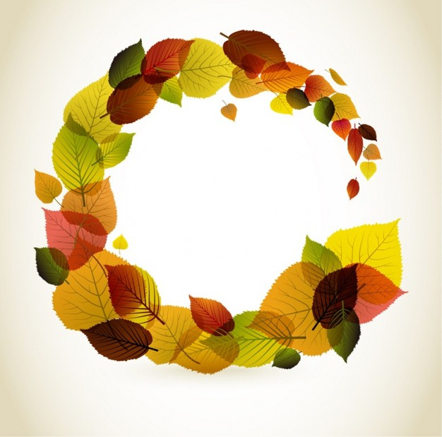 Graphics autumn Baroque leaves graphic about Palette (computing) Italy
