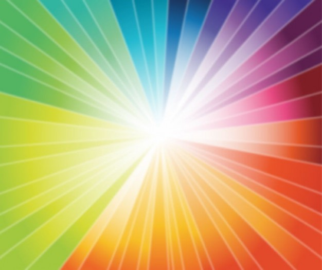 Graphics rainbow burst sunlight graphic about Novelty Toys and Games