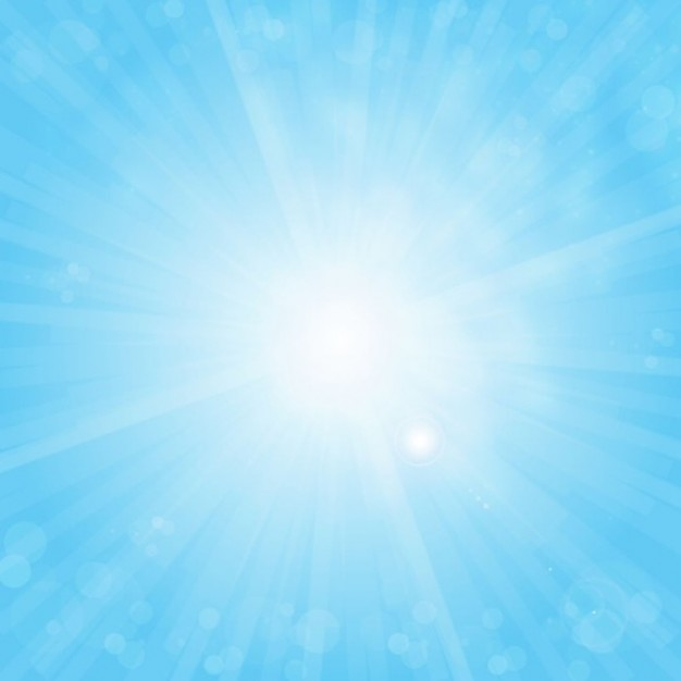 sun Xperia on blue sky background about Graphics Digital single-lens reflex camera