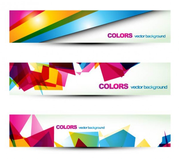 gorgeous pattern banner template