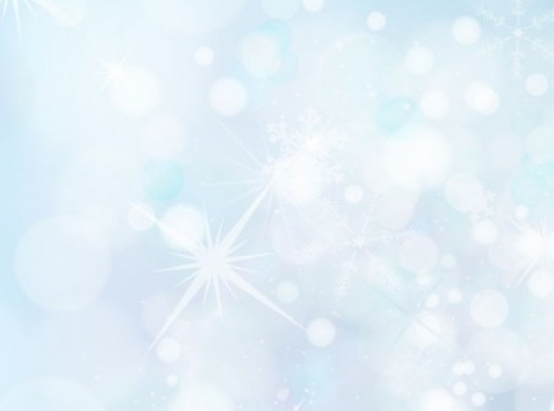 Christmas cold Holidays light snow background about Snow Christmas lights