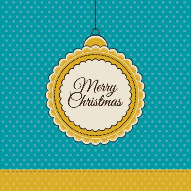 Christmas retro Holiday christmas card about Opinions Literature