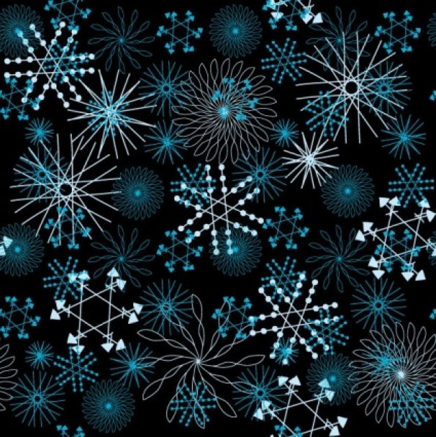 abstract Shopping colorful background pattern about snowflakes