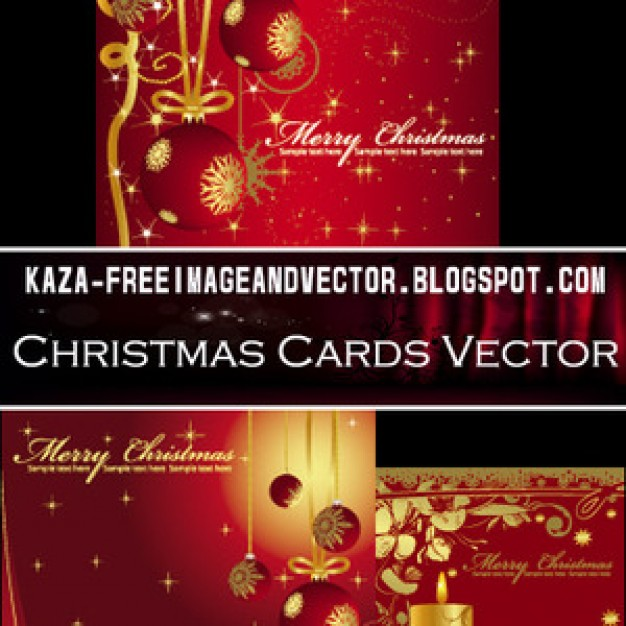 Christmas cards about Holiday Shopping card cover design