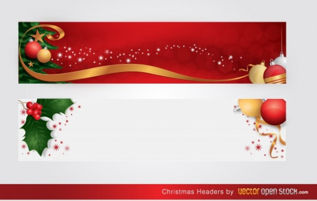 Christmas Christmas tree headers about Holiday Business card design
