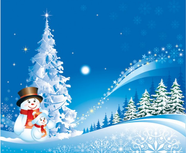 Christmas holiday snowman snow material about Snowman snowflakes Opinions