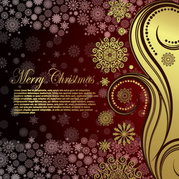elegant Chocolate background Home pattern about Christmas card design