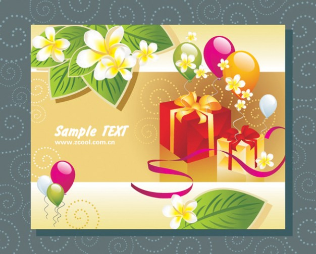 Gift card balloon Christmas gift cards material leaves about Victoria Secret Richard frame