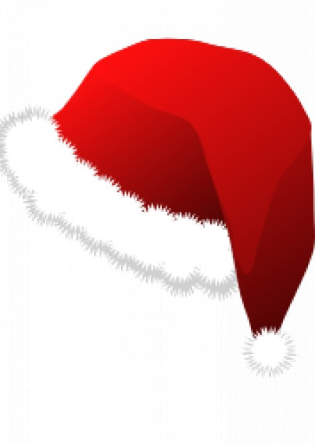 Santa Claus Christmas claus hat about Holidays Graphics