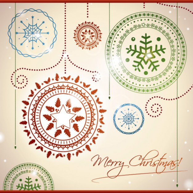 vintage Christmas decoration Snowflake backlights about Christmas decoration Paper