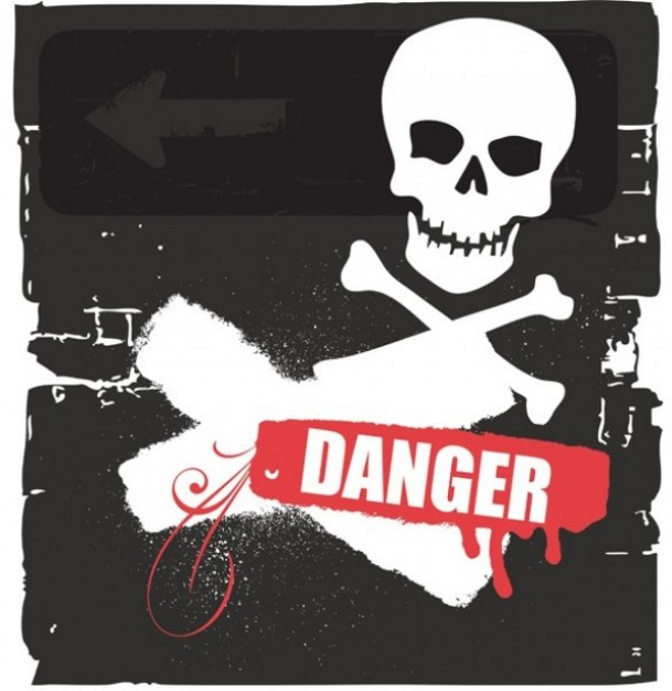 Crossbones grunge Business paint spill skull and crossbones background about Craft Color printing