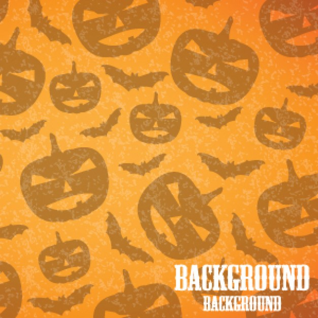 Halloween Pumpkin pattern background about Holidays art