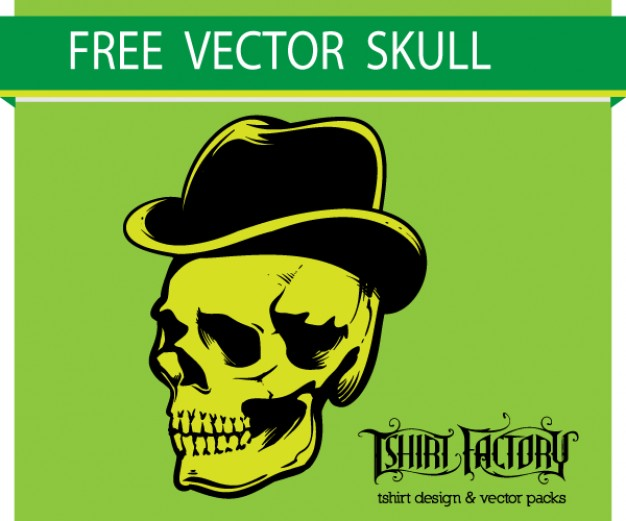 Shinichirō Watanabe dandy Anime skull with green background about Bone
